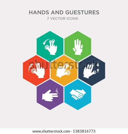 simple set of shake gesture, shoot gesture, slide to shrink, tactil gesture icons, contains such as icons tactile command down three finge hand three fingers command and more. 64x64 pixel perfect.