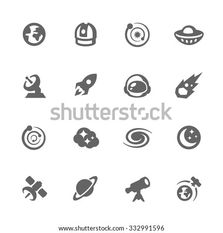 simple set of space related