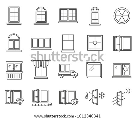 simple set of window related...