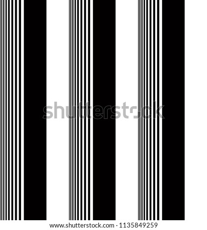 simple stripe seamless pattern