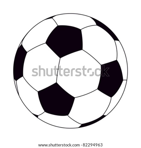 simple style football   soccer