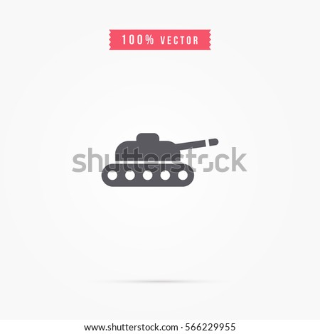 simple tank icon
