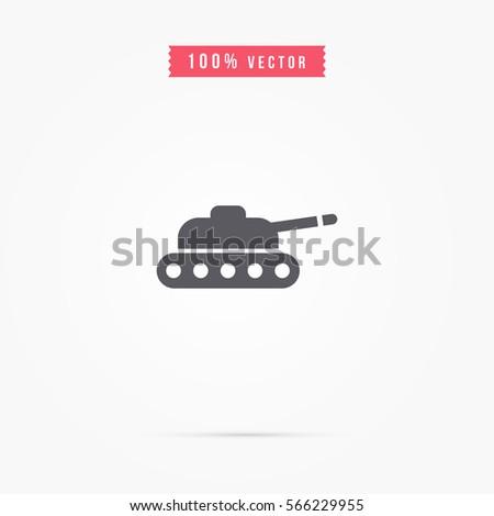 simple tank icon