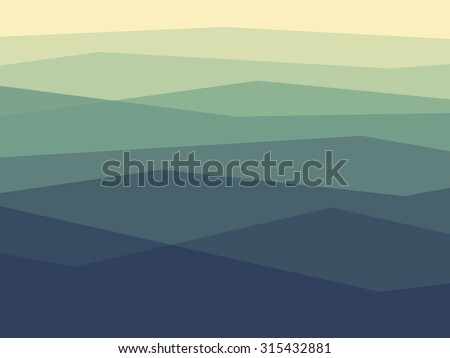 simple texture of mountains in