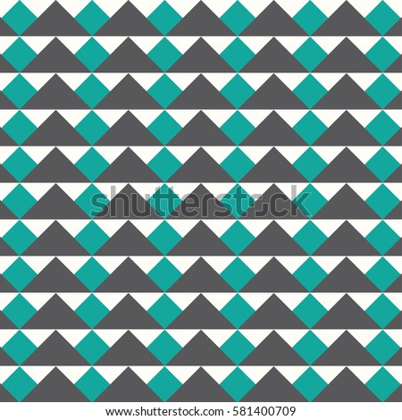 simple triangle vector pattern
