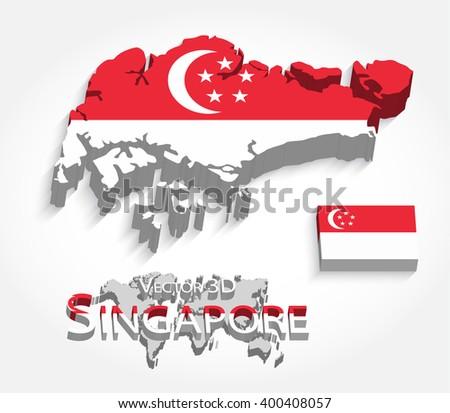 singapore 3d   republic of