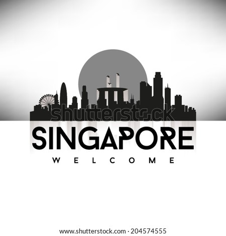 Singapore Travel Poster Images That You Can Use For Free