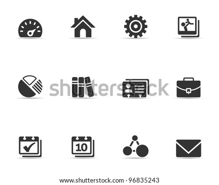Single Color Icons - Universal Icons