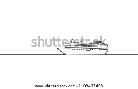 Free Vector Cruise Liner Icons - Download Free Vector Art, Stock