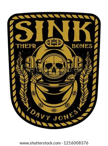 sink their bones