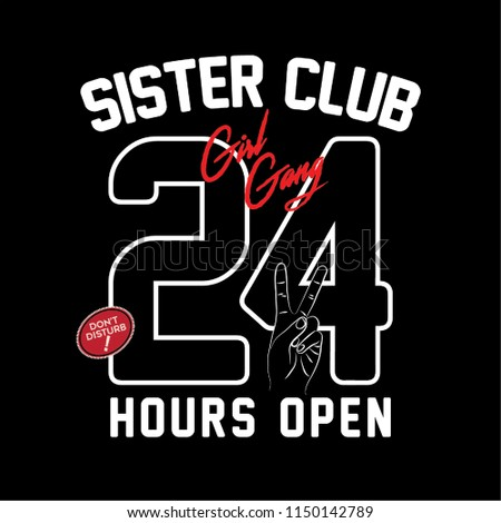 sister club 24 hour open