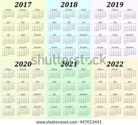 Календарь с 2017-2018 сделать