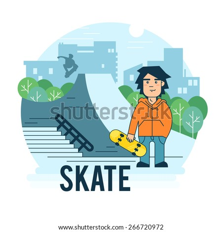 skate park the guy with the