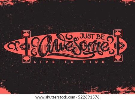 skateboard graphic t shirt