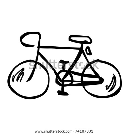 sketch - bicycle