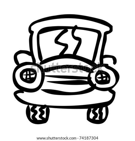 sketch - car