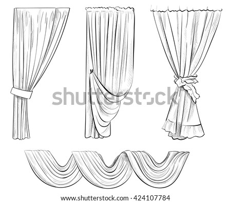 Revlon Hair Dye besides Fabric besides Why Curtains Are So Expensive also Drapes as well Arch Top Drapery. on swag curtains