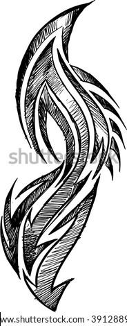 stock-vector-sketch-doodle- ...