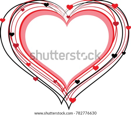 Heart Frame - Download Free Vector Art, Stock Graphics & Images