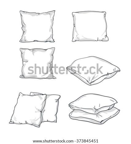 sketch vector illustration of