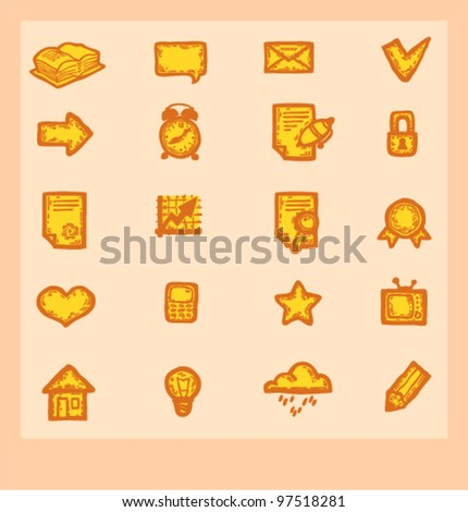 sketch web icons