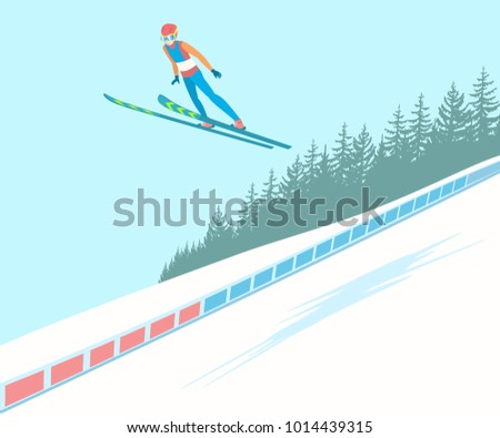 ski jumping competitions