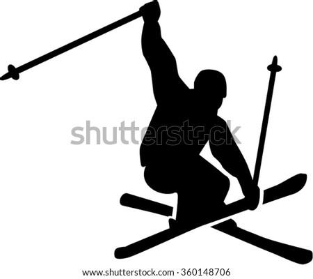 ski jumping freestyle