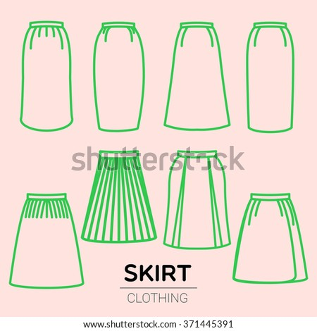 skirt line collections of