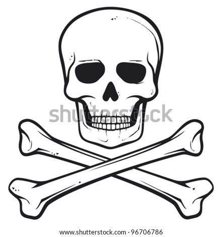 skull and bones (pirate symbol)