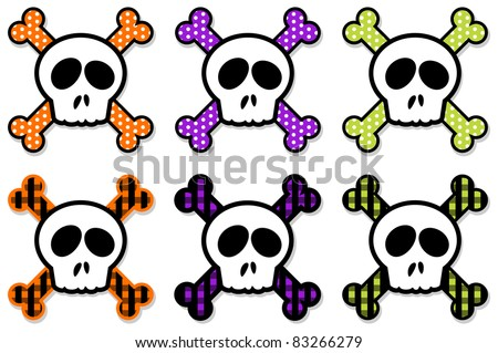 skull and crossbones collection