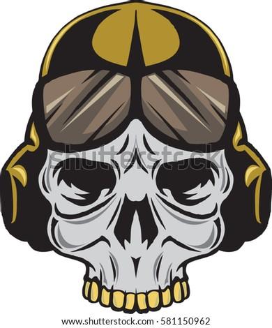 skull bomber