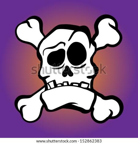 skull de muertos