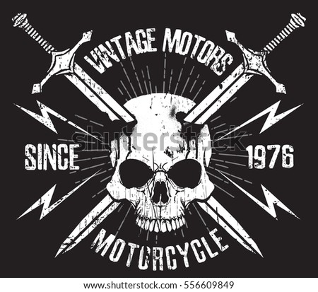 Skull T Shirt Vector Design Download Free Vector Art Stock