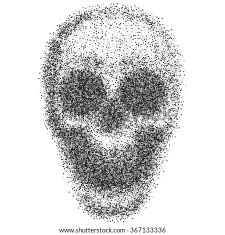 skull vectorskull from