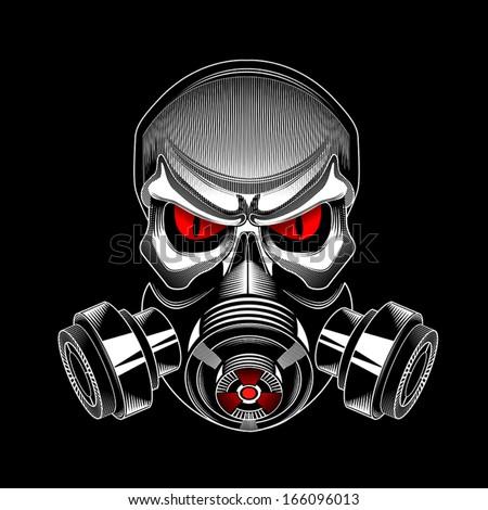 Gasmask terror chemical warfare nuclear holocaust - 3 part 7