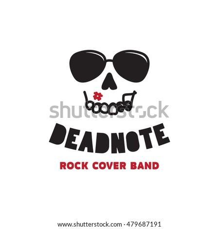 death note skull logo - photo #21