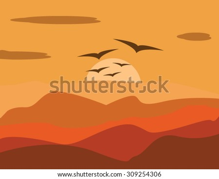 sky abstract background with