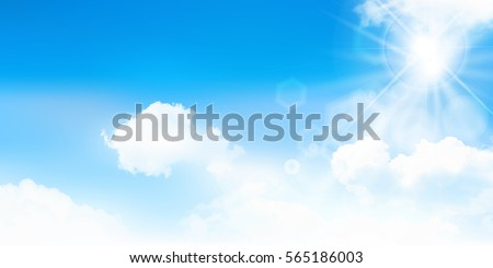 Sky Nature Landscape Background