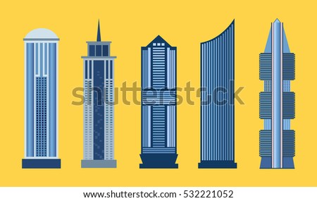 skyscraper vector packs download free vector art stock graphics rh vecteezy com skyscraper vector free skyscraper silhouette vector
