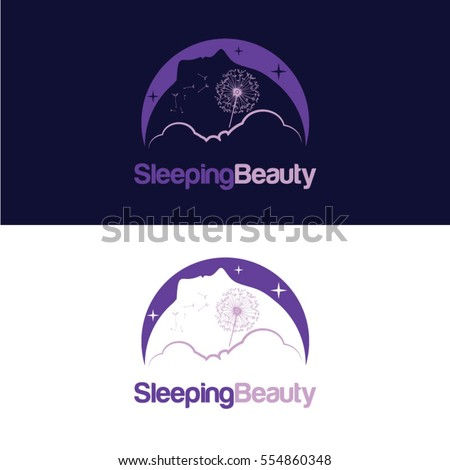 Sleeping Girl Silhouette Download Free Vector Art Stock Graphics