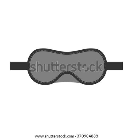 sleeping mask vector