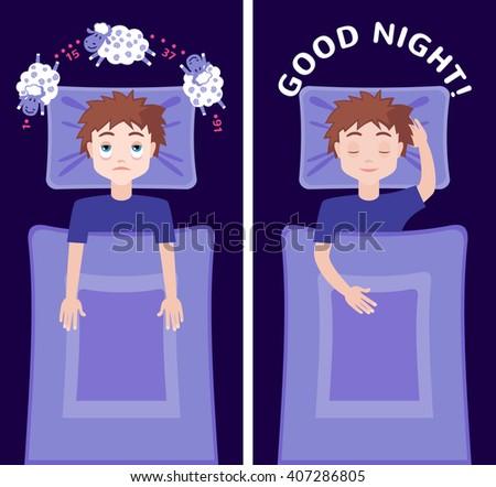 sleepless man character