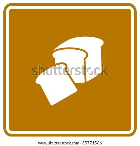 sliced bread sign