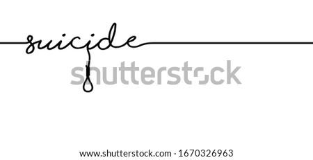 slogan suicide  hangman or