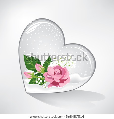 small bouquet of pink rose in