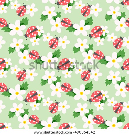 small flower vector with