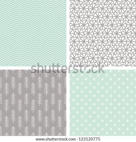 stock-vector-small-hand-drawn-seamless-pattern-set