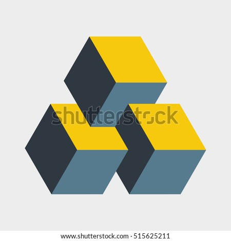 small penrose triangle