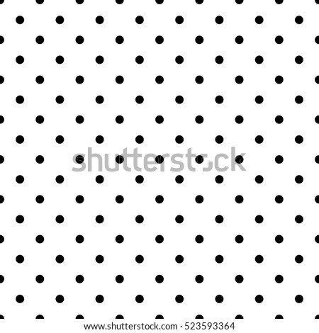 small polka dot seamless