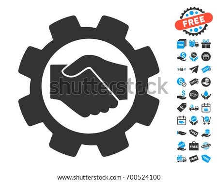 smart contract setup gear gray